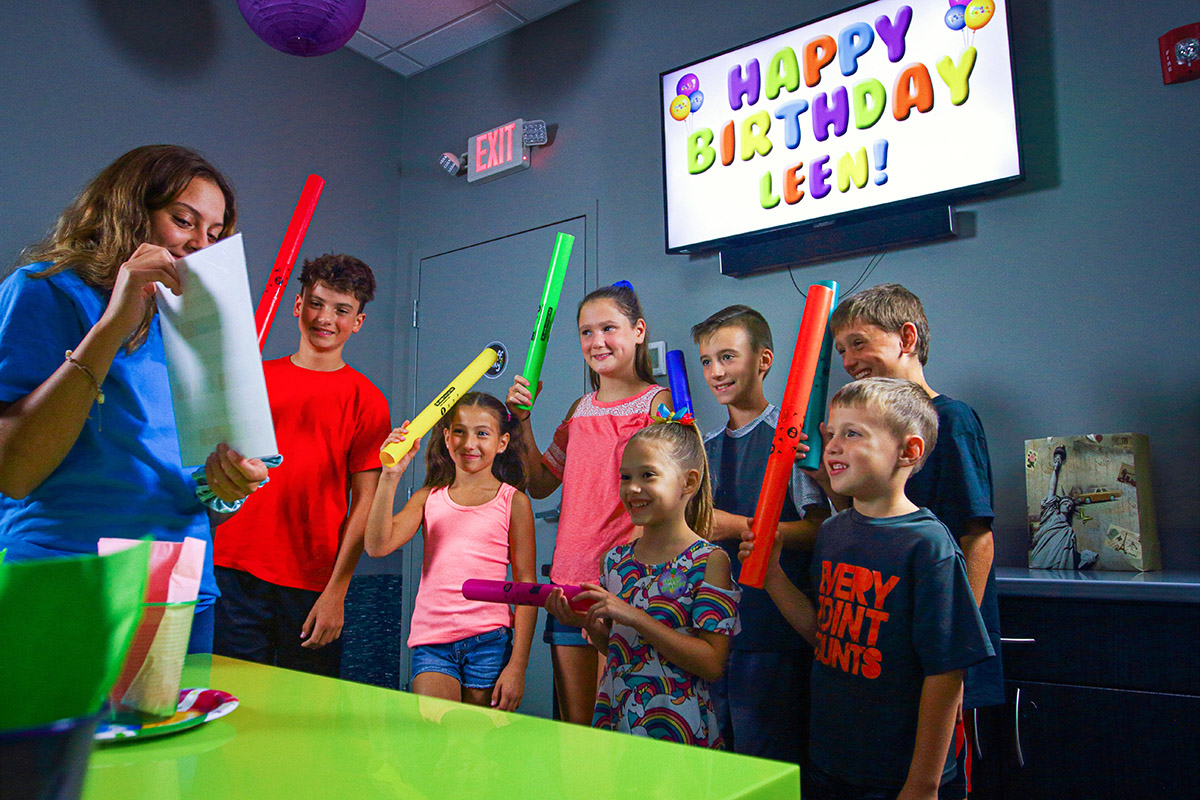 Fun Things To Do For Kids Birthday Make Believe Is The